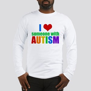 Autism Love Long Sleeve T-Shirt