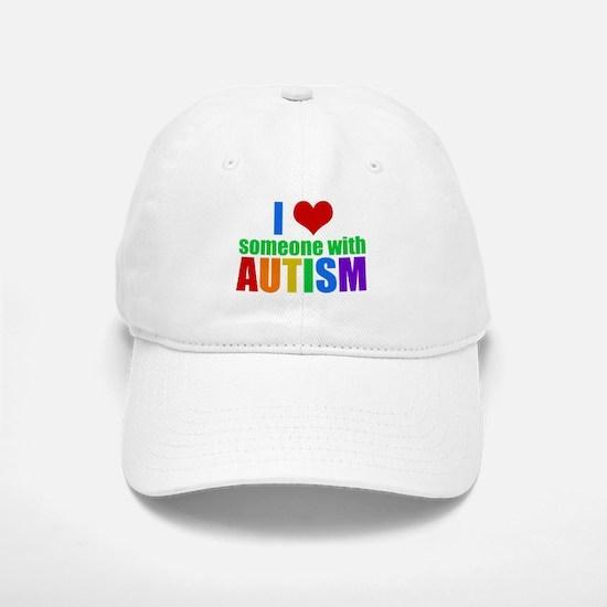 Autism Love Baseball Baseball Cap