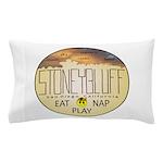 Stoneybluff Design Logo Pillow Case