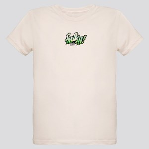 Hulk Smash Organic Kids T-Shirt