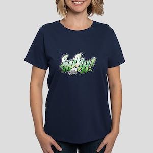Hulk Smash Women's Dark T-Shirt