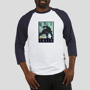 Hulk Smash Decco Baseball Jersey