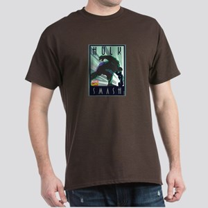 Hulk Smash Decco Dark T-Shirt