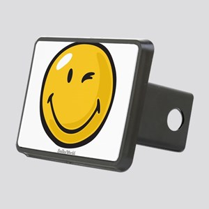 friendly wink Rectangular Hitch Cover