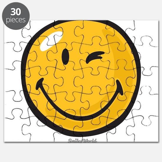 friendly wink Puzzle