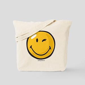 friendly wink Tote Bag