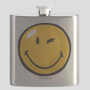 friendly wink Flask