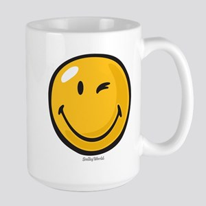 friendly wink Mugs