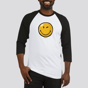 friendly wink Baseball Jersey