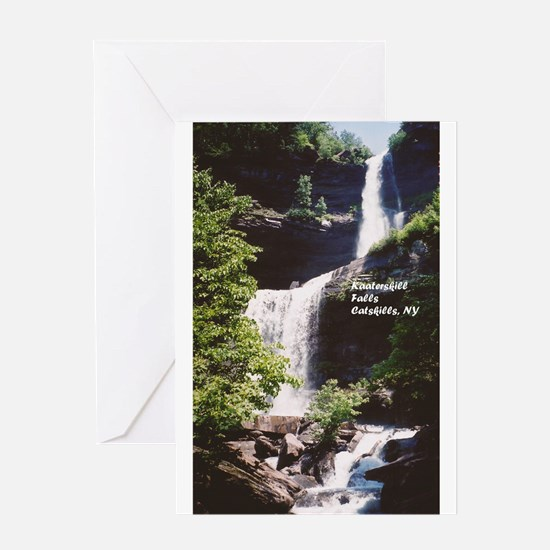Kaaterskill Falls Greeting Cards