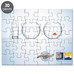 GreenRiverside.com logo Puzzle