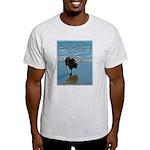 Keeshond Ballet Light T-Shirt