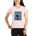 Keeshond Ballet Performance Dry T-Shirt