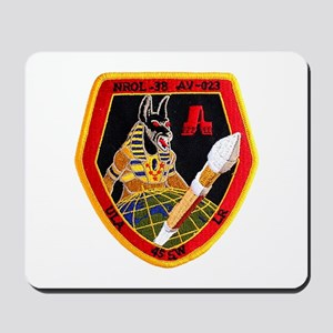 NROL-38 Anubis Mousepad