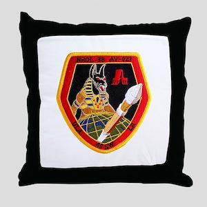 NROL-38 Anubis Throw Pillow