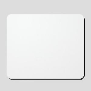 Chalkboard Dance Mousepad