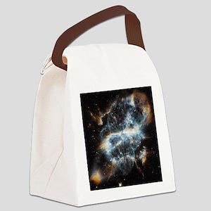 NGC 5189 planetary nebula Canvas Lunch Bag