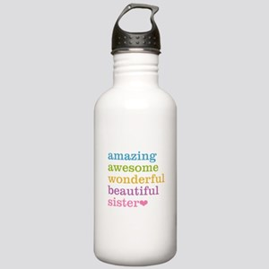 Amazing Sister Stainless Water Bottle 1.0L