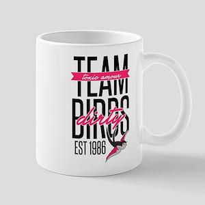 Team Dirty Birds (Overlap) Mugs