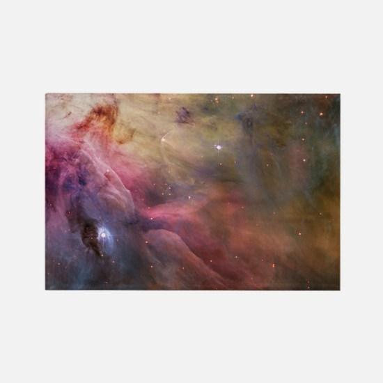 Orion Nebula interior Rectangle Magnet
