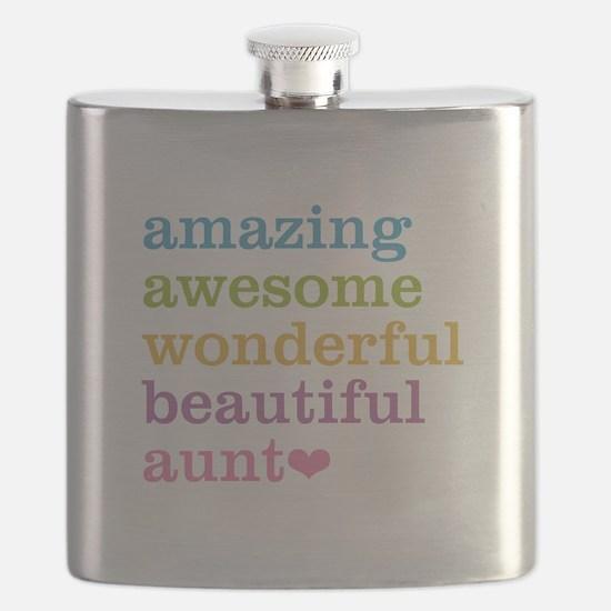Amazing Aunt Flask