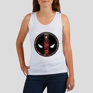 Deadpool Logo Women's Tank Top