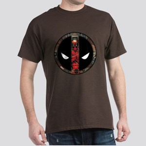 Deadpool Logo Dark T-Shirt