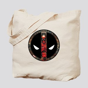 Deadpool Logo Tote Bag