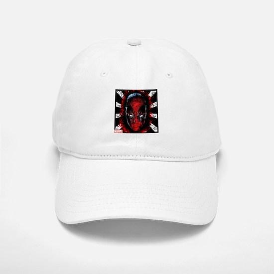 Deadpool Head Baseball Baseball Cap
