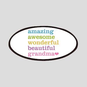 Amazing Grandma Patches