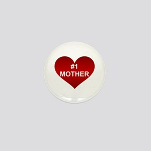#1 MOTHER Mini Button