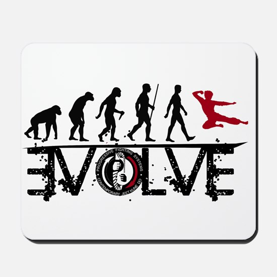EVOLVE JKD Mousepad