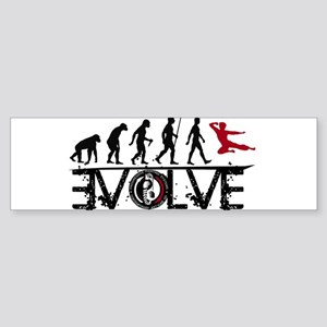 EVOLVE JKD Bumper Sticker