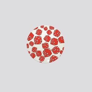 Roll the dice Mini Button