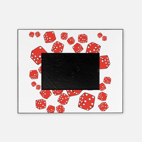 Roll the dice Picture Frame
