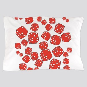Roll the dice Pillow Case