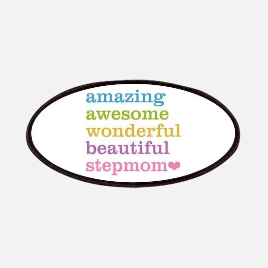 Amazing Stepmom Patches
