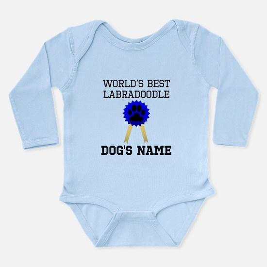Worlds Best Labradoodle (Custom) Body Suit