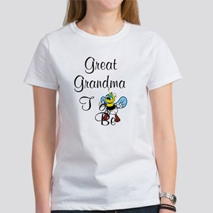 Playful Great Grandma To Bee T-Shirt