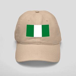 flag Nigeria Cap