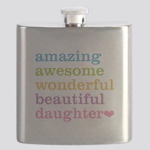 Amazing Daughter Flask