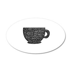 Cup of Joe and More Wall Decal
