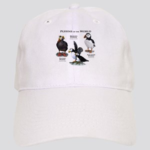 Puffins of the World Cap