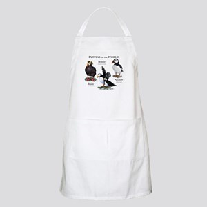 Puffins of the World Apron