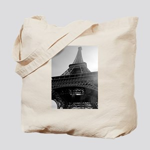 Miss Eiffel Tote Bag
