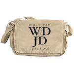 Jesus-WDJD Messenger Bag