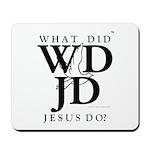 Jesus-WDJD Mousepad