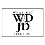 Jesus-WDJD Banner