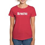 Brunettes Have More Fun Women's Dark T-Shirt