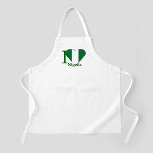 I love Nigeria BBQ Apron